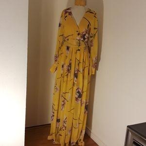 Papaya Dress